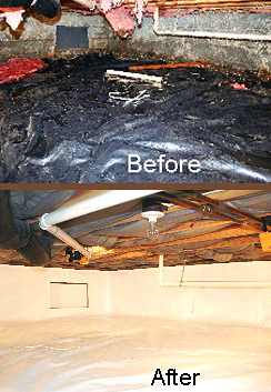 crawl-space-repairing
